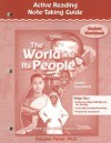 The World and Its People: Eastern Hemisphere, Active Reading Note-Taking Guide: Student Workbook - Douglas Fisher