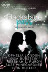 Backstage Pass: The Complete Series - Ophelia London, Lisa Burstein, Rebekah L. Purdy, Suze Winegardner, Erin Butler