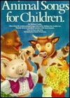 Animal Songs for Children - Music Sales Corp., Richard Carlin