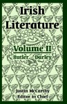 Irish Literature: Volume II (Butler -- Darley) - Justin McCarthy
