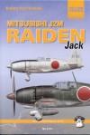 """Mitsubishi J2M Raiden """"Jack"""" - Robert Pęczkowski, Zygmunt Szeremeta"""