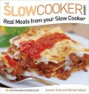 Real Meals From Your Slow Cooker - Annette Yates, Wendy Hobson