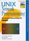Unix Network Programming, Volume 1: The Sockets Networking API - W. Richard Stevens, Bill Fenner, Andrew M. Rudoff