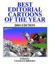Best Editorial Cartoons 2004 - Charles Brooks