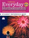 Everyday Mathematics California Edition Student Reference Book Grade 4 (Califorinia Student Textbook Grade 4, 2008 version) - WrightGroup/McGraw-Hill
