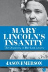 Mary Lincoln's Insanity: The Discovery of Her Lost Letters - Jason Emerson