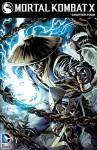 Mortal Kombat X (2015-) #4 - Shawn Kittelsen, Dexter Soy