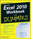 Excel 2010 Workbook For Dummies - Greg Harvey