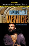 Literature Made Easy the Merchant of Venice (Literature Made Easy Series) - Ruth Coleman, Tony Buzan