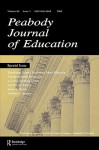 Rendering School Resources More Effective: Unconventional Reponses to Long-Standing Issues: A Special Issue of the Peabody Journal of Education - James W. Guthrie
