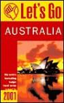Let's Go Australia 2001 - Let's Go Inc.