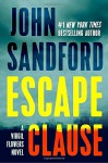 Escape Clause (A Virgil Flowers Novel) - John Sandford