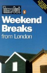Time Out Weekend Brks London 2 (Time Out Guides) - Penguin Books