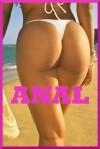 ANAL (Five Backdoor Erotica Stories) - DP Backhaus, Jane Kemp, Debbie Brownstone, Nancy Brockton, Veronia Halstead