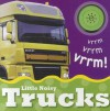 Little Noisy Trucks - Christiane Gunzi