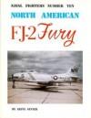North American FJ-2 Fury - Steve Ginter