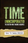 Time, Unincorporated: Volume 1-Lance Parkin (Time, Unincorporated, 1) - Lance Parkin
