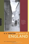 In Search Of England - H.V. Morton, Jan Morris
