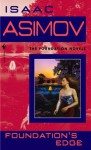 Foundation's Edge (Foundation, #4) - Isaac Asimov