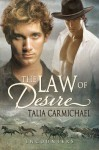 The Law of Desire (Encounters) - Talia Carmichael