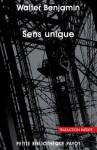 Sens unique - Walter Benjamin