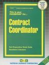 Contract Coordinator - Jack Rudman, National Learning Corporation
