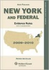 New York and Federal Evidence Rules: with Commentary (State Code Series) - Peter Nicolas