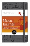 DIARY: Moleskine Passions Music Journal (Moleskine Srl) - NOT A BOOK