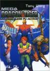 Mega Dragon & Tiger: Future Kung Fu Action 4 - Tony Wong
