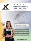 GACE French Sample Test 143, 144 Teacher Certification Test Prep Study Guide - Sharon Wynne