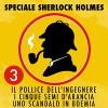 Il pollice dell'ingegnere / I cinque semi d'arancia / Uno scandalo in Boemia (Speciale Sherlock Holmes 3) - Arthur Conan Doyle, Stefano Skalkotos, Paolo Tonietto, GoodMood