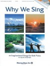 Why We Sing: (10 Inspirational Songs for Solo Voice) - Greg Gilpin