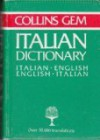 Collins Gem Italian English English Ital (Gem Dictionaries) - Catherine E. Love, Collins