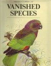 The Encyclopedia Of Vanished Species - David Day