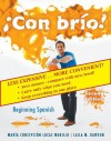 Con brio! 2nd Edition Student Text w/ Audio CDs Binder Ready Version (Spanish Edition) - Lucas Murillo, Maria C., Laila M. Dawson