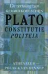 Constitutie Politeia - Plato, Gerard Koolschijn