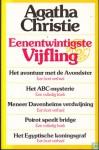 Eenentwingste Vijfling - Agatha Christie