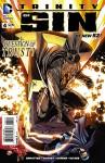 Trinity of Sin #4 Comic Book - Yvel Guichet, J.M. DeMatteis