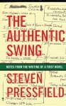 The Authentic Swing - Steven Pressfield, Shawn Coyne