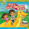 Diego's Great Dinosaur Rescue (Go Diego Go (8x8)) - Sue DiCicco, Sheila Sweeny Higginson, Art Mawhinney