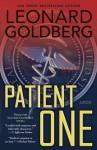 Patient One: A Novel (A Ballineau/Ross Medical Thriller) - Leonard Goldberg