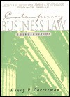 Contemporary Business Law: Asking the Right Questions - Henry R. Cheeseman, Rhonda Carlson, Edward J. Gac