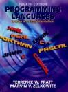 Programming Languages: Design and Implementation - Terrence W. Pratt, Marvin V. Zelkowitz