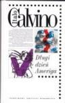 Długi dzień Ameriga - Italo Calvino, Magdalena Tulli