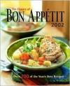 The Flavors of Bon Appetit 2002 (Flavors of Bon Appetit) - Bon Appétit Magazine