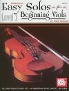 Easy Solos for Beginning Viola, Level 1 - Craig Duncan