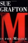 M is for Malice (Kinsey Millhone #13) - Sue Grafton