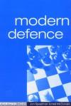 Modern Defence - Jon Speelman, Neil McDonald