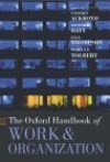 Oxford Handbook of Work & Organization - Ackroyd