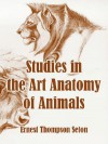 Studies in the Art Anatomy of Animals - Ernest Thompson Seton